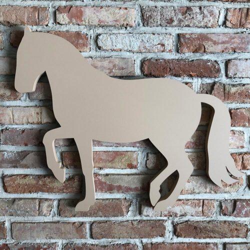 Equestrian Board Piaffe
