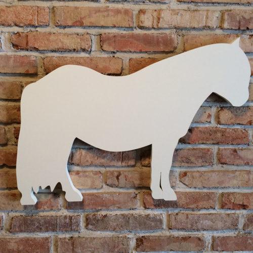 Equestrian Board Pony